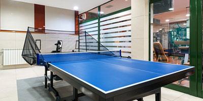 卓トレ マシン練習専用卓球場 ひとり卓球練習スペース
