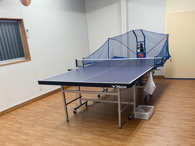 神奈川県大和市のマシン練習専用卓球場 卓トレ 中央林間店