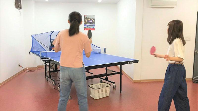 茨城県龍ケ崎市のマシン練習専用卓球場 卓トレ 常磐龍ケ崎店
